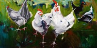 What the Cluck Fine-Art Print