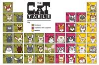 The Cat Table Fine-Art Print