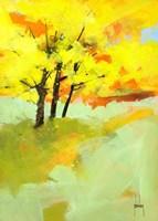 Autumn Trio Fine-Art Print