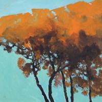 Five Trees Fine-Art Print