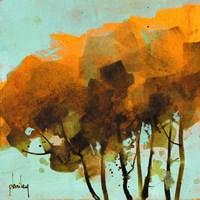 Seven Trees Fine-Art Print