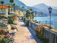 Bellagio Promenade Fine-Art Print