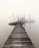 Harbor Fog Fine-Art Print
