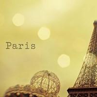 Memories of Paris Fine-Art Print
