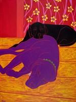 Let Sleeping Dogs Lie Fine-Art Print
