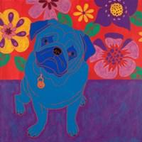 Perspicacious Pug Fine-Art Print