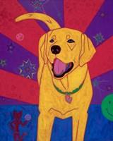 Yellow Happiness Fine-Art Print