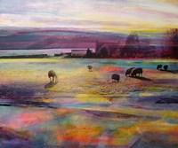 Balmy Summers Evening Fine-Art Print