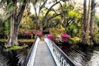 The Garden Bridge Fine-Art Print