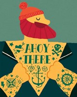 Ahoy There Fine-Art Print