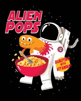 Alien Pops Fine-Art Print