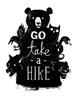 Go Take a Hike Fine-Art Print