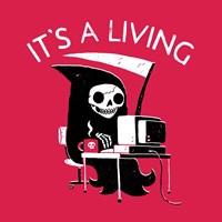 It's a Living Fine-Art Print