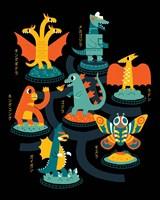 Tokyo Zoo Fine-Art Print