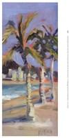 Tropical Palms Fine-Art Print