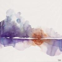 Purple Sun Fine-Art Print