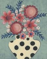 Jamboree Floral II Fine-Art Print