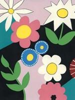 Vivid Blossoms II Fine-Art Print