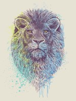 Lion King Fine-Art Print