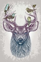 Magic Buck Fine-Art Print