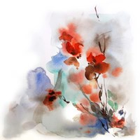 Fall Flowers Fine-Art Print