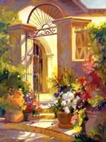 Fragrant Entrance Fine-Art Print