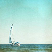 I'm Sailing Away Fine-Art Print