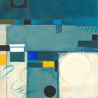 Calypso Blue III Fine-Art Print