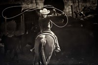 American Cowgirl Fine-Art Print
