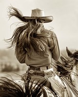 Cowgirl Fine-Art Print