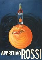 Aperitivo Rossi Fine-Art Print