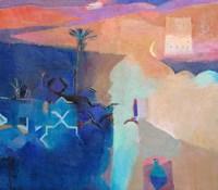 Door to the Kasbah Fine-Art Print