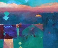 Meknes Green Fine-Art Print
