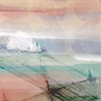 Crimson Sunset No. 1 Fine-Art Print