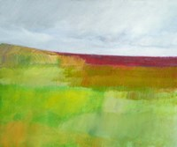 Dorset Green and Red Fine-Art Print