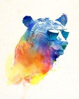 Sunny Bear Fine-Art Print