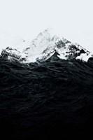 Those Waves Were Like Mountains Fine-Art Print