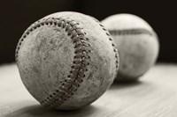 Old Baseballs Fine-Art Print