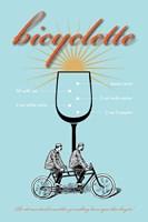 Bicyclette Recipe Fine-Art Print