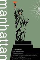 Manhattan Recipe Fine-Art Print