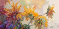 Three Long Blossoms Fine-Art Print