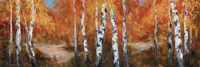 Autumn Birch II Fine-Art Print