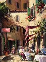 Piazza Fine-Art Print