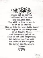 Lord's Prayer Fine-Art Print