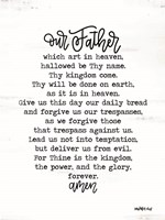 Lord's Prayer Fine-Art Print