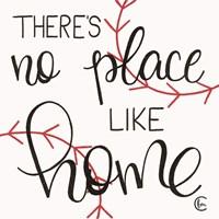 No Place Like Home Plate Fine-Art Print