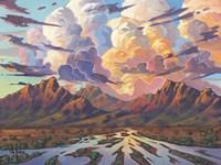 The Desert Will Live Fine-Art Print