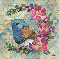 Crescent Wren Fine-Art Print
