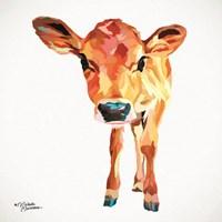 Cute Little Calf Fine-Art Print