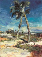 Twin Palm Fine-Art Print